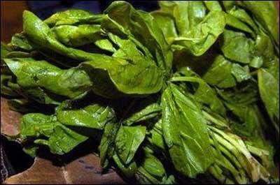En iyi güzellik yiyeceği – Koyu yeşil yapraklı sebzeler
