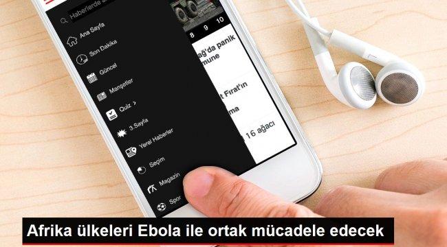 Afrika ülkeleri Ebola ile ortak mücadele edecek