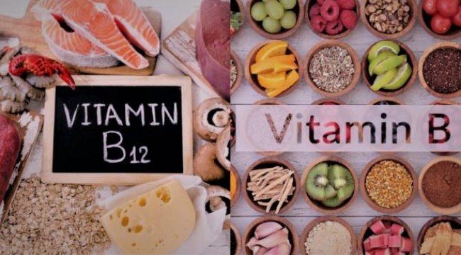 B12 vitamini eksikliği belirtileri - ne yemeli: B12 vitamini nelerde var?