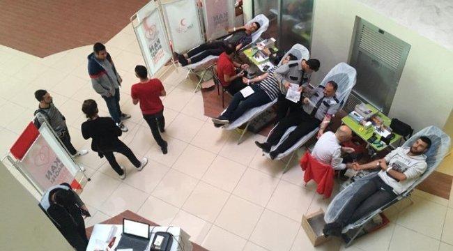 Samsun Üniversitesi kan verdi