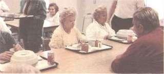 Yaşlıların beslenmesi