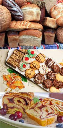 Ekmek, nişasta grubu