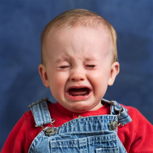Bebeğiniz ağladığında, yardımınıza ihtiyacı var demektir