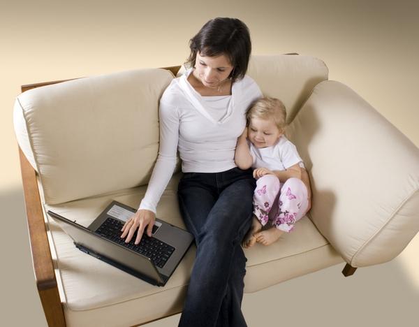 Bebeğinizle evde kalmak, hemen işe dönmekten daha verimli olabilir