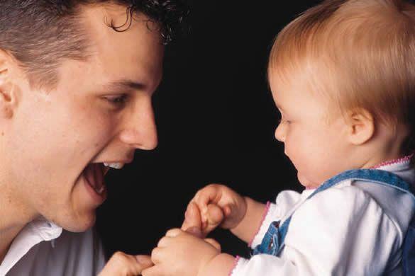 Bebek bakımına baba da dâhil edilmeli