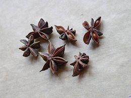 Çin anasonu (badiyane, yıldız anasonu)