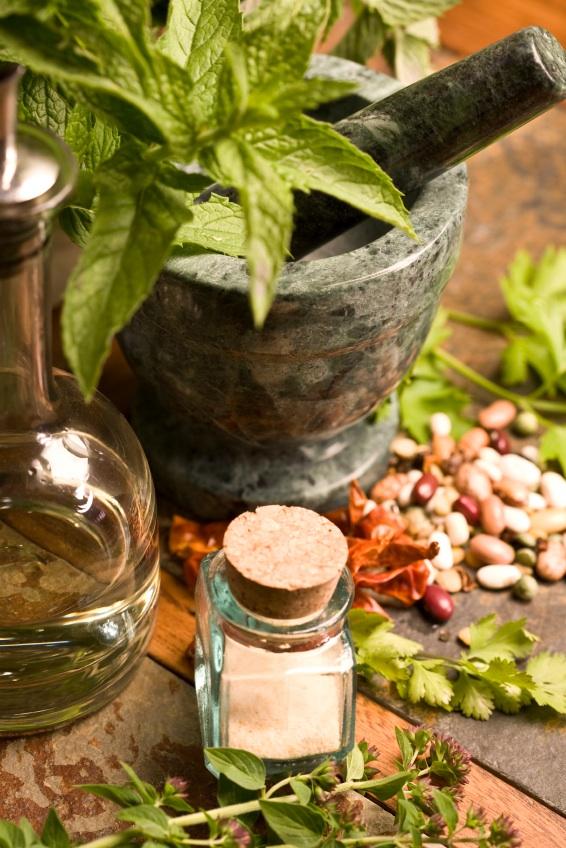 Şifalı bitkisel ilaçlar