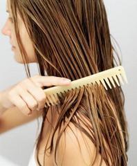 Ekilen saçın uzaması