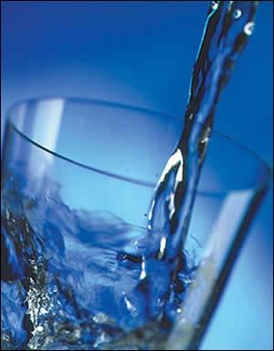 Her yer su ama içilecek bir damla bile yok