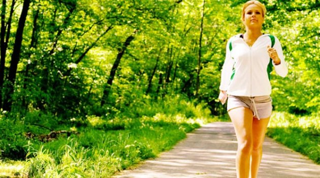 Yürümek ölüm riskini azaltıyor